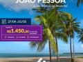 Feriado em João Pessoa!!