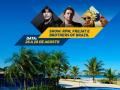 Muito rock no Costão do Santinho Resort !!!