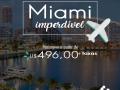 Passagem aérea para Miami  , IMPERDÍVEL!!!!