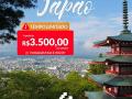 Promoção de passagem para o Japão!!!